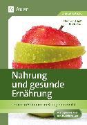 Cover-Bild zu Nahrung und gesunde Ernährung von Graf, Nadine