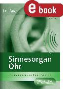 Cover-Bild zu Sinnesorgan Ohr (eBook) von Graf, Erwin