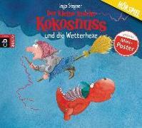 Cover-Bild zu Siegner, Ingo: Der kleine Drache Kokosnuss und die Wetterhexe