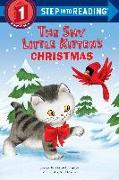 Cover-Bild zu The Shy Little Kitten's Christmas von Depken, Kristen L.