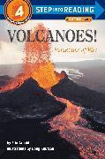 Cover-Bild zu Volcanoes! von Arnold, Eric