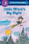 Cover-Bild zu Little Witch's Big Night von Hautzig, Deborah