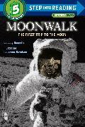 Cover-Bild zu Moonwalk von Donnelly, Judy