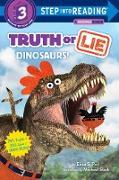 Cover-Bild zu Truth or Lie: Dinosaurs! von Perl, Erica S.