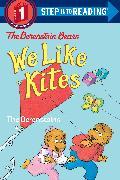 Cover-Bild zu Berenstain Bears: We Like Kites von Berenstain, Stan