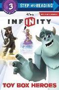 Cover-Bild zu Toy Box Heroes (Disney Infinity) von Webster, Christy