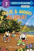 Cover-Bild zu Ollie & Moon: Aloha! (Step into Reading Comic Reader) von Kredensor, Diane