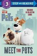 Cover-Bild zu Meet the Pets (Secret Life of Pets) von Man-Kong, Mary