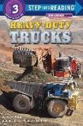 Cover-Bild zu Heavy-Duty Trucks von Milton, Joyce