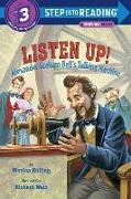 Cover-Bild zu Listen Up! von Kulling, Monica