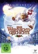 Cover-Bild zu Disney's Eine Weihnachtsgeschichte von Zemeckis, Robert (Reg.)