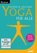 Cover-Bild zu Patrick Broome: Yoga für alle (DVD-ROM) von Boome, Patrick