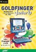 Cover-Bild zu Goldfinger Junior 6 von Freudenreich, Holger