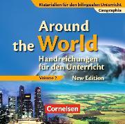 Cover-Bild zu Around the World 2. Handreichungen für den Unterricht. Handreichungen für den Unterricht auf CD-ROM von Fugel, Joan