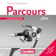 Cover-Bild zu Parcours plus. Aktuelle Ausgabe. Klausurvorschläge. EL