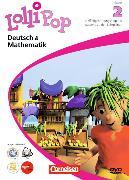 Cover-Bild zu LolliPop Deutsch & Mathematik 2. Klasse