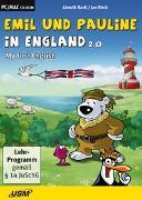 Cover-Bild zu Emil und Pauline in England 2.0 von Bartl, Almuth