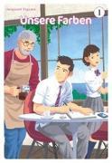 Cover-Bild zu Unsere Farben 1 von Tagame, Gengoroh