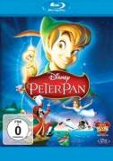 Cover-Bild zu Geronimi, Clyde (Reg.): Peter Pan