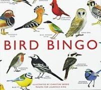 Cover-Bild zu Bird Bingo von Berrie, Christine (Illustr.)