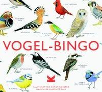 Cover-Bild zu Vogel-Bingo von Berrie, Christine (Illustr.)