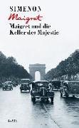 Cover-Bild zu Maigret und die Keller des Majestic von Simenon, Georges
