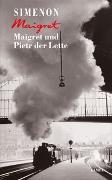Cover-Bild zu Maigret und Pietr der Lette von Simenon, Georges