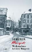Cover-Bild zu Weihnachten bei den Maigrets von Simenon, Georges