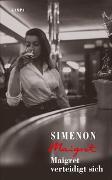 Cover-Bild zu Maigret verteidigt sich von Simenon, Georges