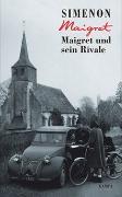 Cover-Bild zu Maigret und sein Rivale von Simenon, Georges