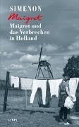 Cover-Bild zu Maigret und das Verbrechen in Holland von Simenon, Georges