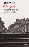 Cover-Bild zu Maigret und die braven Leute von Simenon, Georges