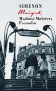 Cover-Bild zu Madame Maigrets Freundin von Simenon, Georges