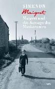 Cover-Bild zu Maigret und die Aussage des Ministranten von Simenon, Georges
