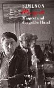 Cover-Bild zu Maigret und der gelbe Hund von Simenon, Georges