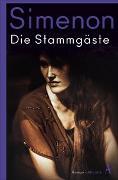Cover-Bild zu Die Stammgäste von Simenon, Georges