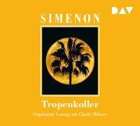 Cover-Bild zu Tropenkoller von Simenon, Georges