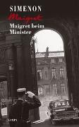 Cover-Bild zu Maigret beim Minister von Simenon, Georges