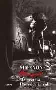 Cover-Bild zu Maigret im Haus der Unruhe von Simenon, Georges