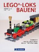 Cover-Bild zu LEGO®-Loks bauen! von Klumb, Ralf J.