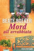 Cover-Bild zu Mord all' arrabbiata von Boeker, Beate