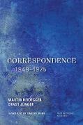 Cover-Bild zu Correspondence 1949-1975 (eBook) von Heidegger, Martin