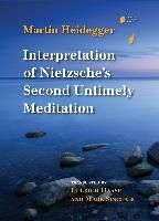 Cover-Bild zu Interpretation of Nietzsche's Second Untimely Meditation (eBook) von Heidegger, Martin