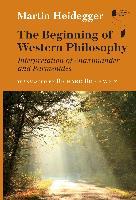 Cover-Bild zu The Beginning of Western Philosophy (eBook) von Heidegger, Martin