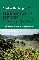 """Cover-Bild zu Hölderlin's Hymns """"Germania"""" and """"The Rhine"""" (eBook) von Heidegger, Martin"""