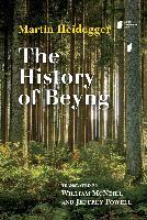 Cover-Bild zu The History of Beyng (eBook) von Heidegger, Martin