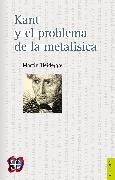 Cover-Bild zu Kant y el problema de la metafísica (eBook) von Heidegger, Martin