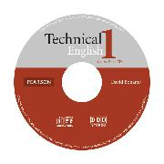 Cover-Bild zu Level 1: Technical English Level 1 Coursebook CD - Technical English von Bonamy, David