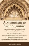 Cover-Bild zu A Monument to Saint Augustine (eBook) von D'Arcy, Martin Cyril