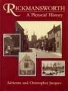 Cover-Bild zu Rickmansworth A Pictorial History von Jacques, Christopher